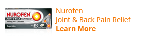 Joint and Back Pain Relief