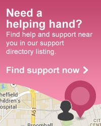 Find support in your local area