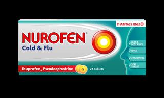 Nurofen express image
