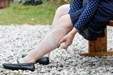 When should you worry about swollen legs?